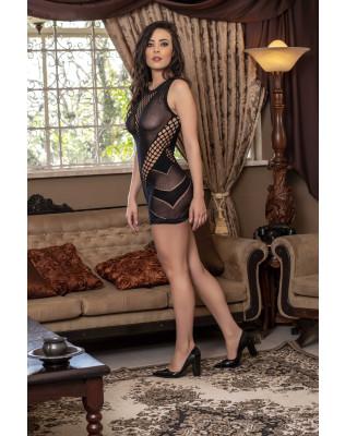Mini Vestido Mila 1018 - Yaffa