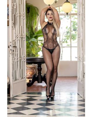 Macacão BodyStocking Jessica - Yaffa