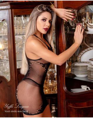 Mini Vestido Lucy - Yaffa