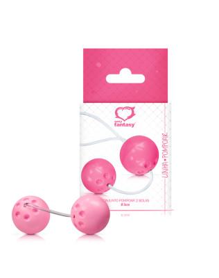 Conjunto 2 Bolas de Pompoar - 3cm