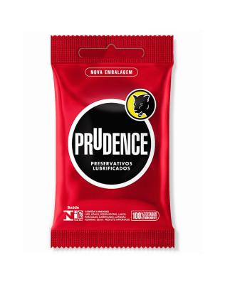 Preservativo Prudence Clássico Lubrificado - Embalagem 3 un