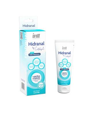 Hidranal - Lubrificante Anal - 130ml