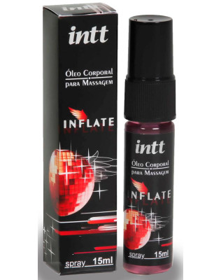 Inflate - Aumentador Peniano - Spray 15ml