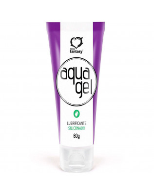 Lubrificante Siliconado Aquagel - 60g