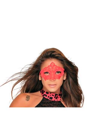 Máscara Lavínia - Vermelha