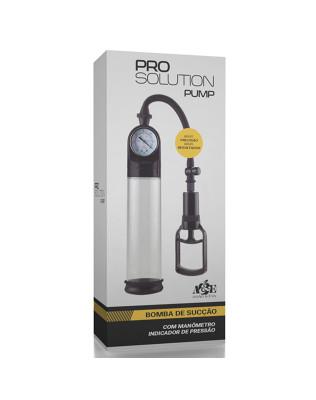 Bomba Peniana - Pro Solution Pump com Manometro