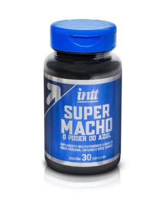 Super Macho Cápsulas - O Poder do Azul - INTT