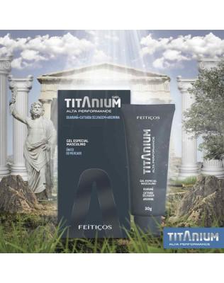 Titanium - Gel de Alta Performance Masculina